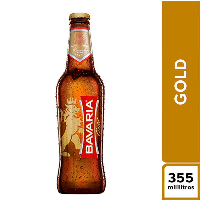 Bavaria Gold 350 ml
