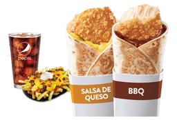 Griller Salsa Queso y BBQ