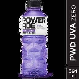 Powerade Bebida Isotonica Zero Grape