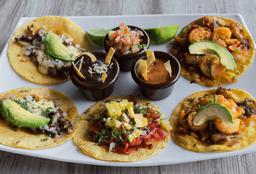 Tacos Mar y Tierra