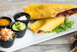 Super Burrito Fonda Azteca