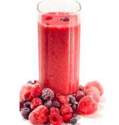 Natural de frutos silvestres