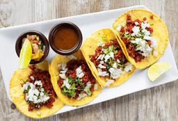 Tacos de Chorizo Mexicana