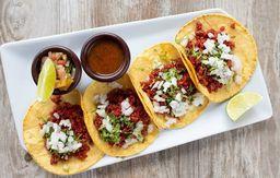 2x1 Tacos de Chorizo