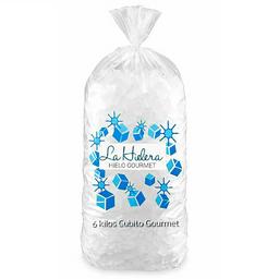 La Hielera Hielo Gourmet en Cubitos