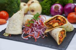 Paneer Burrito Kaathi