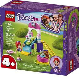 Lego Puppy Playground Friends
