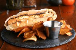 Sándwich CheeseChori