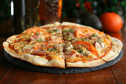 Pizza D`Chorizo