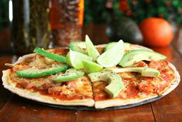 Pizza Chicharrón