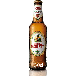 Birra Moretti 330 ml