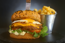 Rincon 19 Burger Huevo Frito