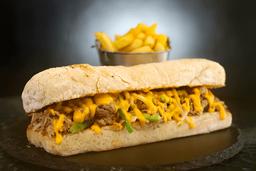 Steak Sándwich