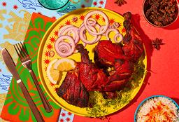 Indian Tandoori Chicken Tikka