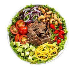 Steak Fiesta Salad