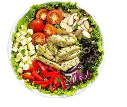Mediterránea Club Salad