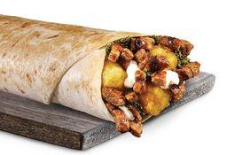 Triple Steak Burrito