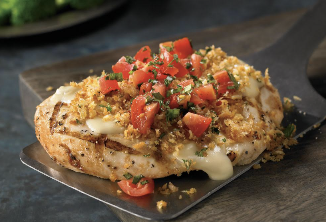 Parmesan Herb-Crusted Chicken