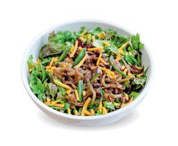 Beef Steak Fajita Salad