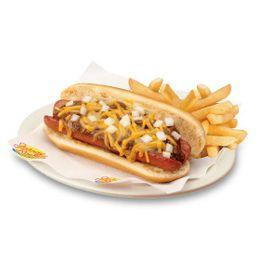 Rocket Chili Hot Dog