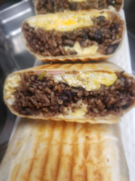 Burrito de Pinto