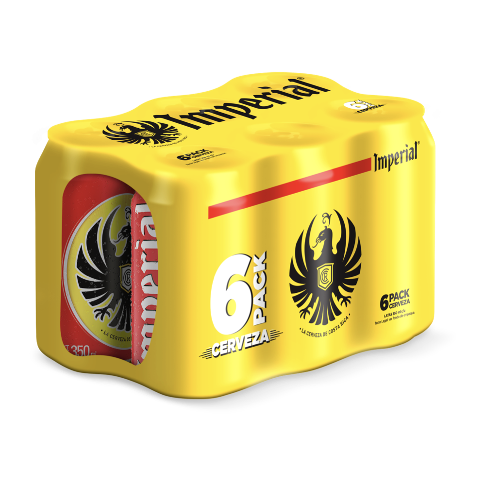 6 pack Imperial