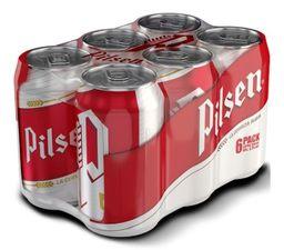 6pack Pilsen 350ml