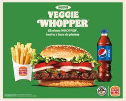 Combo Veggie Whopper®