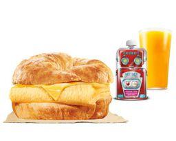Combo Kids Jr de Croissant HQ