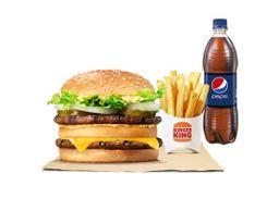 Combo Hamburguesa Big King®