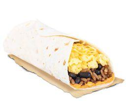 Burrito con Pinto
