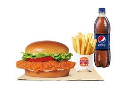 Combo Spicy Crispy Chicken®