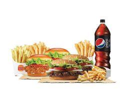 King's Pack Whopper® & Chicken Crispy®
