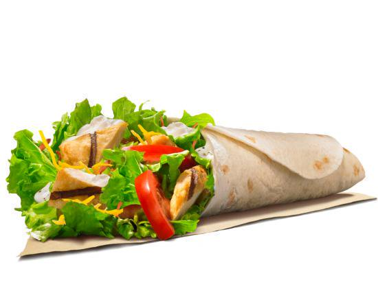 Tender Grill Wrap