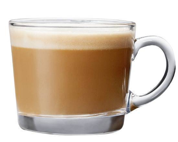 Café con Leche 8 onz