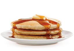Segundo Gratis en Pancakes
