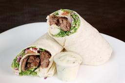 2 Shawarmas