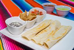 3 Burritos Especiales