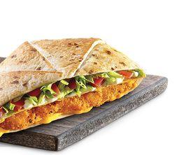Xtreme Chicken Crunchy Wrap