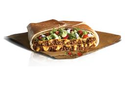 Triple Crunchy Wrap