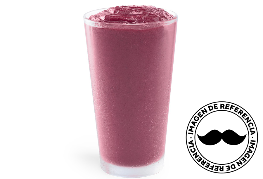 Smoothie Blueberry Banano Papaya