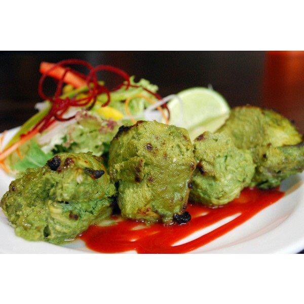 Haryali Chicken Tikka