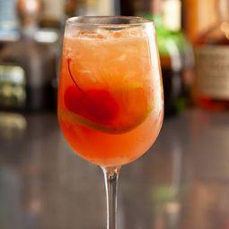 Cóctel Cherry Citrus Gin