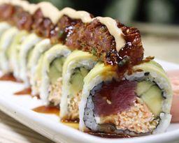 Sushi Poke Roll