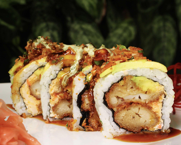 Sushi Komodo Crocante