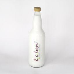 Leche de Coco 750 ml (botella de Vidro)