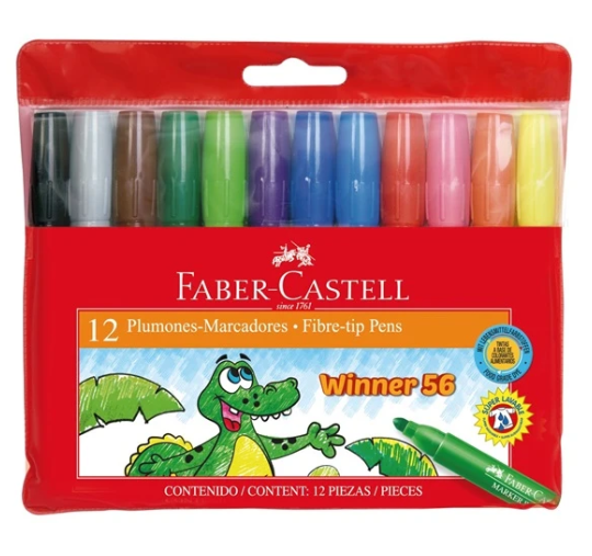 Faber Castell Marcadores Jumbo
