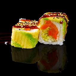 Raw Veggie Roll