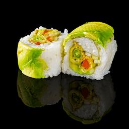 Veggie Tempura & Avocado Roll