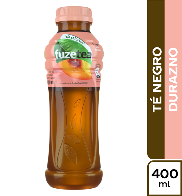 Fuze Tea Melocotón 400 ml